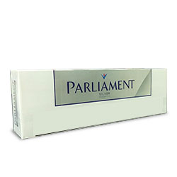 Parliament Silver King Box