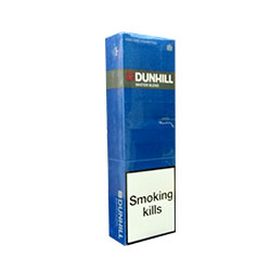 Dunhill Blue King Size Cigarettes