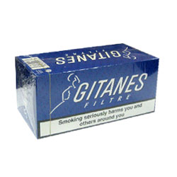 Gitanes Brunes Filter Cigarette