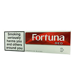 Special Price-Fortuna Red Cigarette