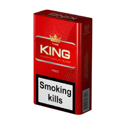 The King Classic King Size Cigarettes