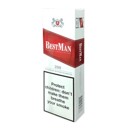 Bestman Red Cigarettes