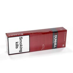 Dunhill Button Red Cigarettes