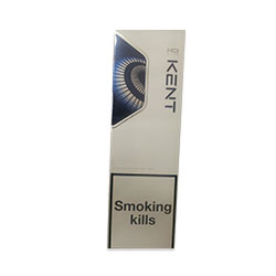 Kent HD Blue Rounded Pack Cigarettes