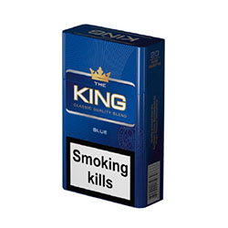 The King Blue Cigarettes