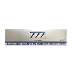 777 Gold Luxury Cigarette