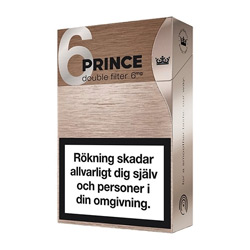 Prince Double Filter Gold Cigarette