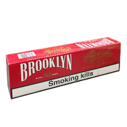 Brooklyn Red King Size Cigarettes