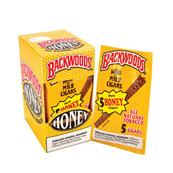 Backwoods Honey Cigar (5 x 8)