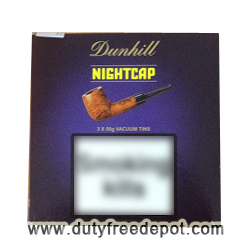 Dunhill Nightcap Pipe Tobacco (3 X 50 GR)