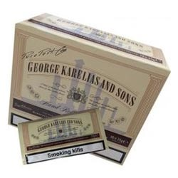 George Karelias and Sons 10 X 25 Gr